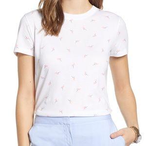 1901 Flamingo Graphic T-shirt